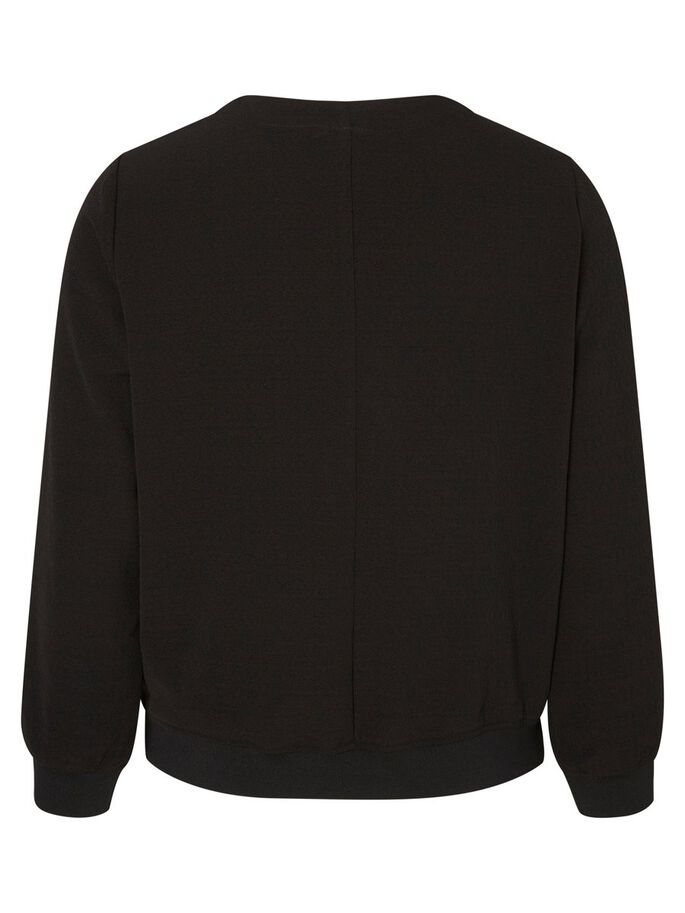 BOMBER JACKA, Black, large
