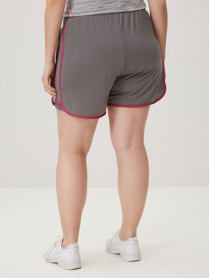 SPORT- SHORTS, Raspberry Rose, large