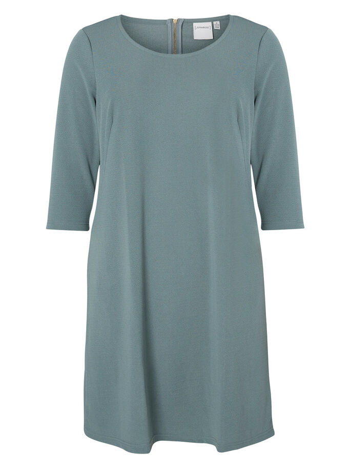 SHAPE DRESS, Balsam Green, large