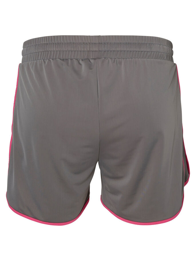 TRAINING SHORTS, Raspberry Rose, large