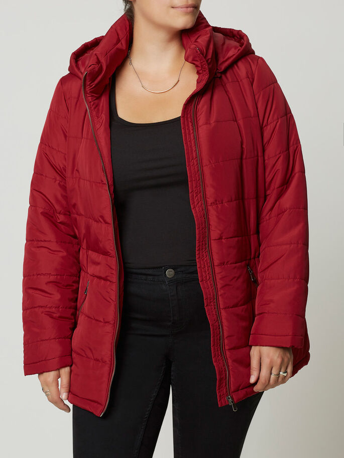 SHORT JACKET, Biking Red, large