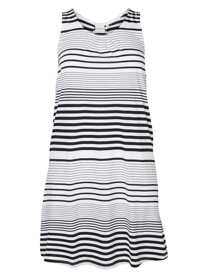 JERSEY DRESS, Bright White, large