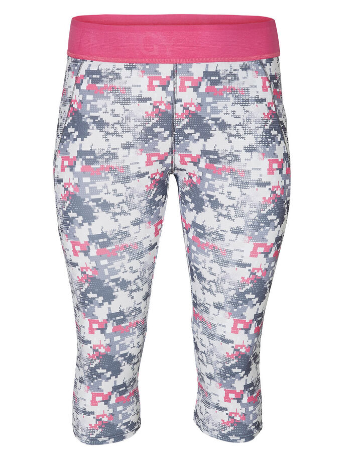TRAINING CAPRIS, Raspberry Rose, large