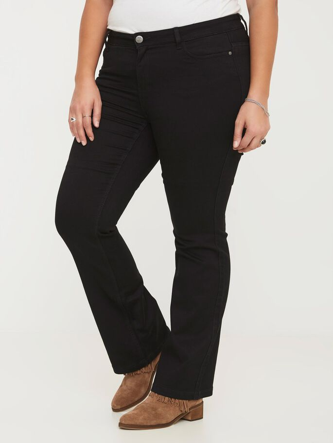 JESSIE JEANS, Black, large