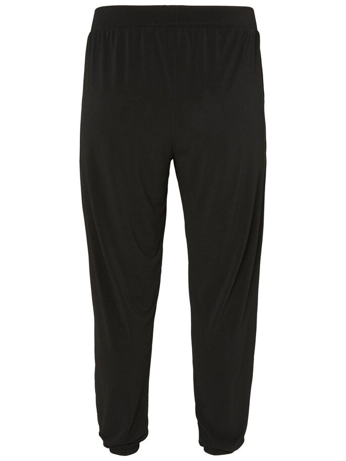 AMPLE PANTALON, Black Iris, large