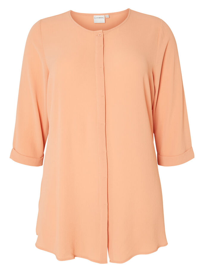 3/4 SLEEVED SHIRT, Canyon Sunset, large