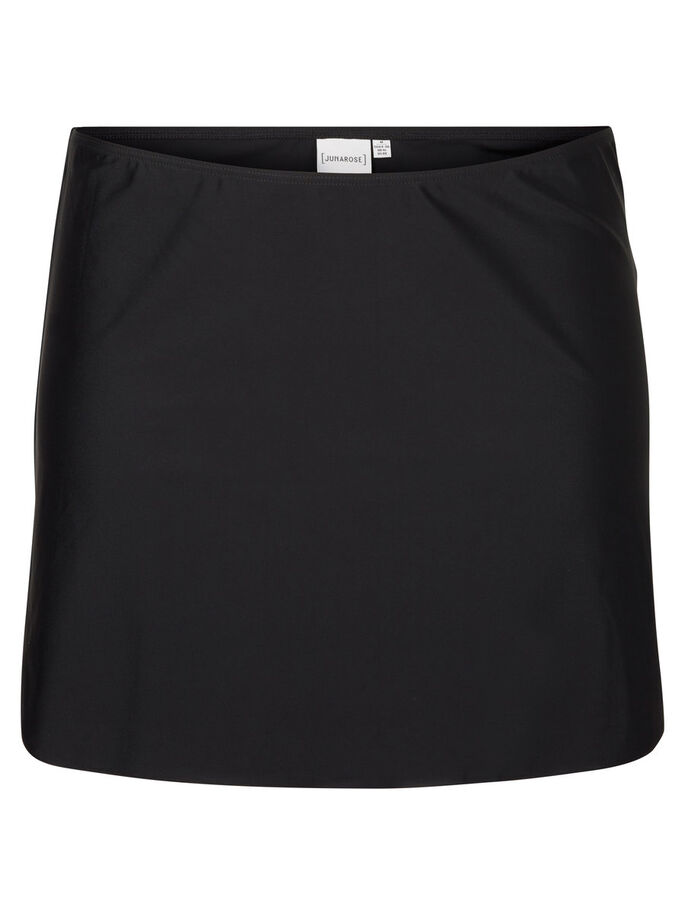 BEACH SKIRT, Black, large