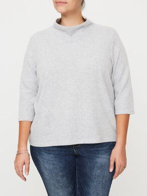 3/4 SLEEVED PULLOVER