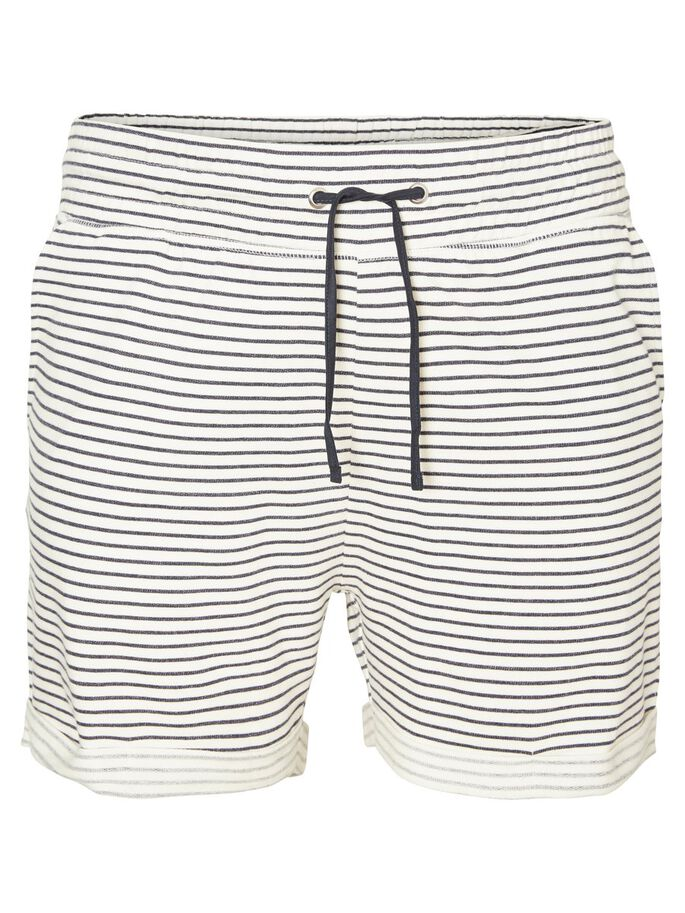 STRIPED SHORTS, Snow White, large