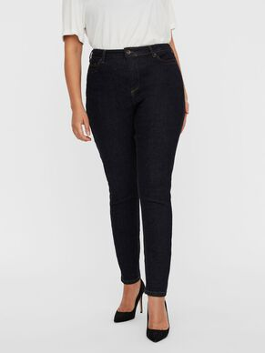 JRZEROPERNILLE NORMAL WAISTED SLIM FIT JEANS