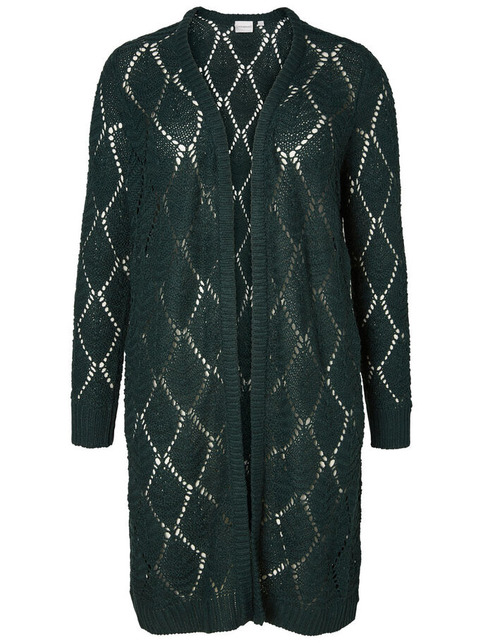 KNITTED CARDIGAN, Pine Grove, large