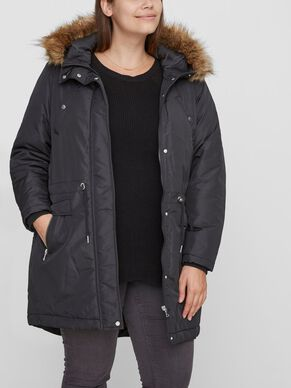 LONG SLEEVED WINTER JACKET