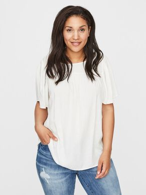 3bc747b8d375d3 Plus size tops for women - Buy tops from JUNAROSE