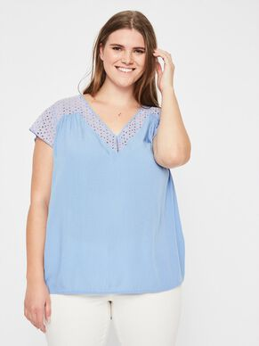 9eb83cf946f8 Plus size tops for women - Buy tops from JUNAROSE