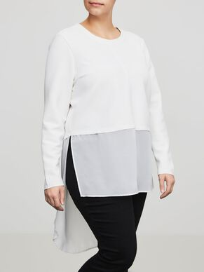 LONG SLEEVED BLOUSE