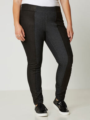 CUIR LEGGINGS