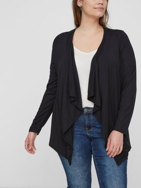 DRAPING DETAILED CARDIGAN