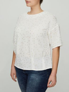 2/4 SLEEVED BLOUSE