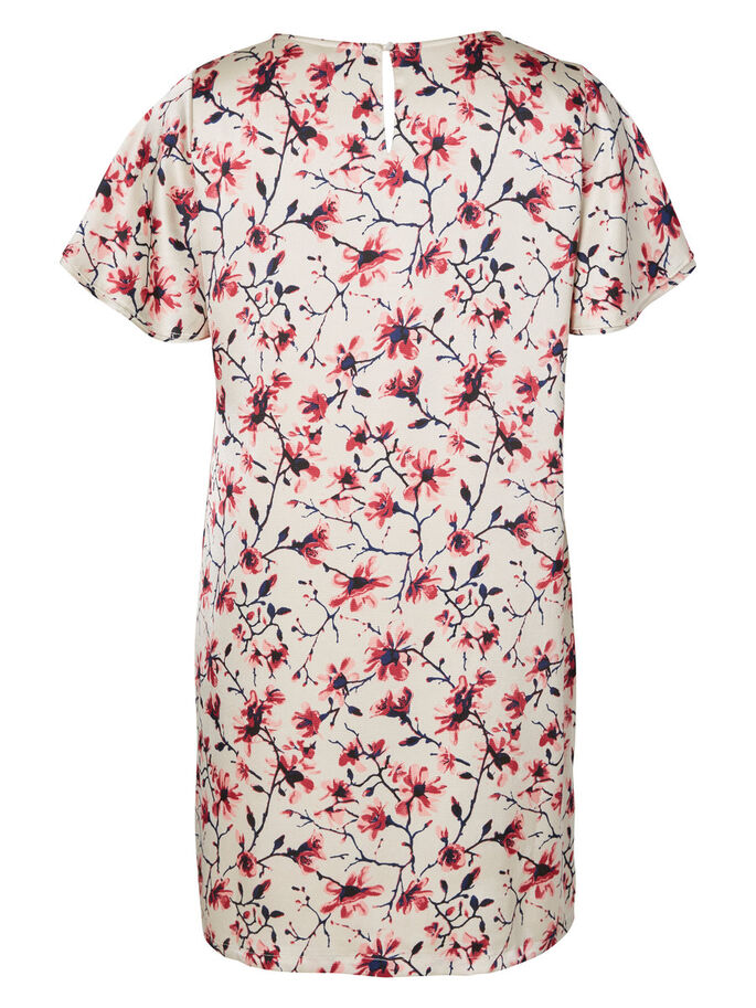 PRINT JURK, Tea Rose, large