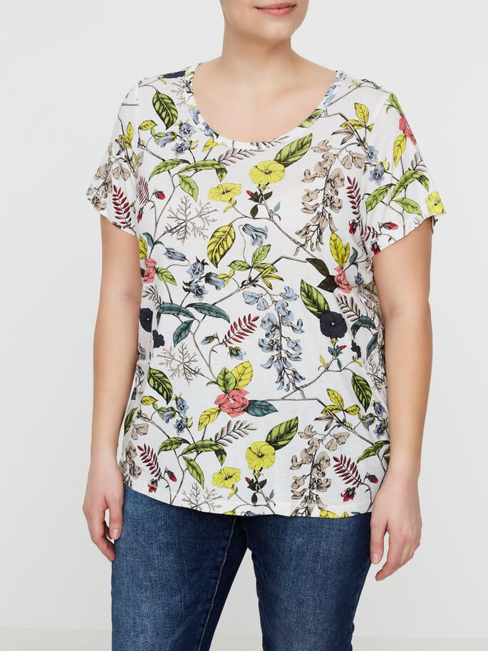 PRINTED T-SHIRT, Snow White, large