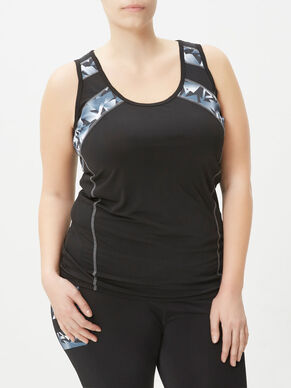 SPORTS SLEEVELESS TOP