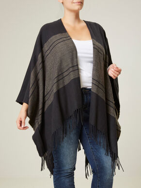 AMPLE PONCHO