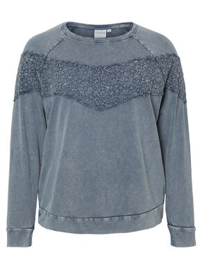 SWEAT LONG SLEEVED BLOUSE