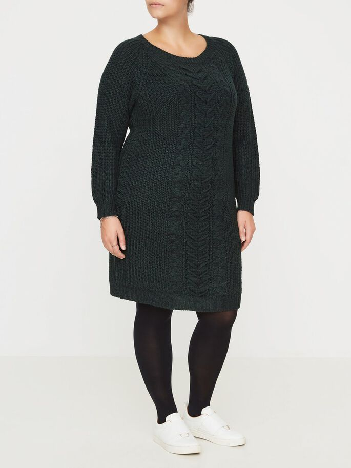 KNITTED DRESS, Pine Grove, large