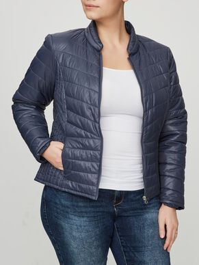 SHORT QUILTED SPRING JACKET