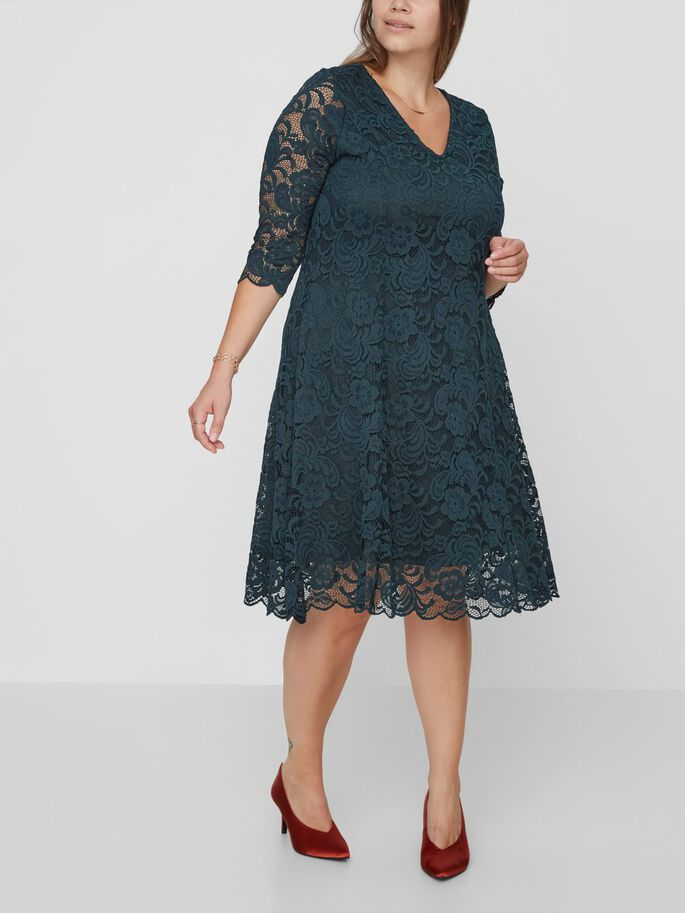 LACE DRESS, Green Gables, large