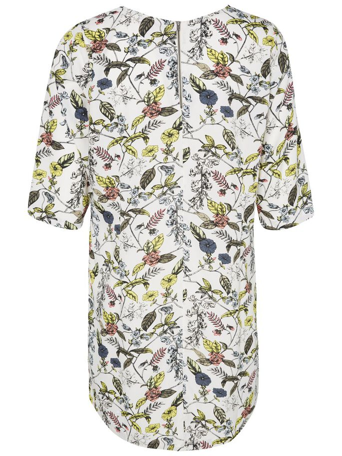 PRINTED DRESS, Snow White, large