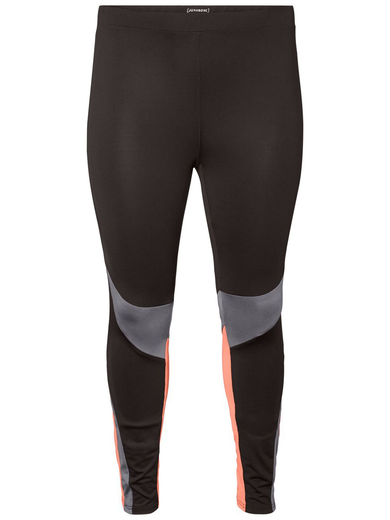 Image of   JUNAROSE Sports Leggings Kvinder Sort