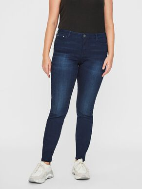 NORMAL WAIST SLIM FIT JEANS