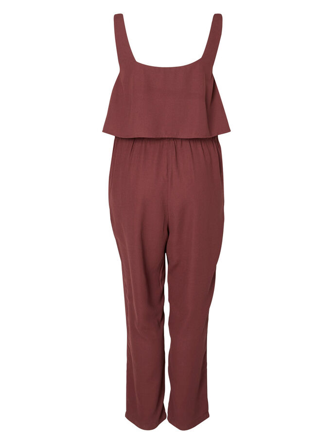 MOUWLOZE JUMPSUIT, Vineyard Wine, large