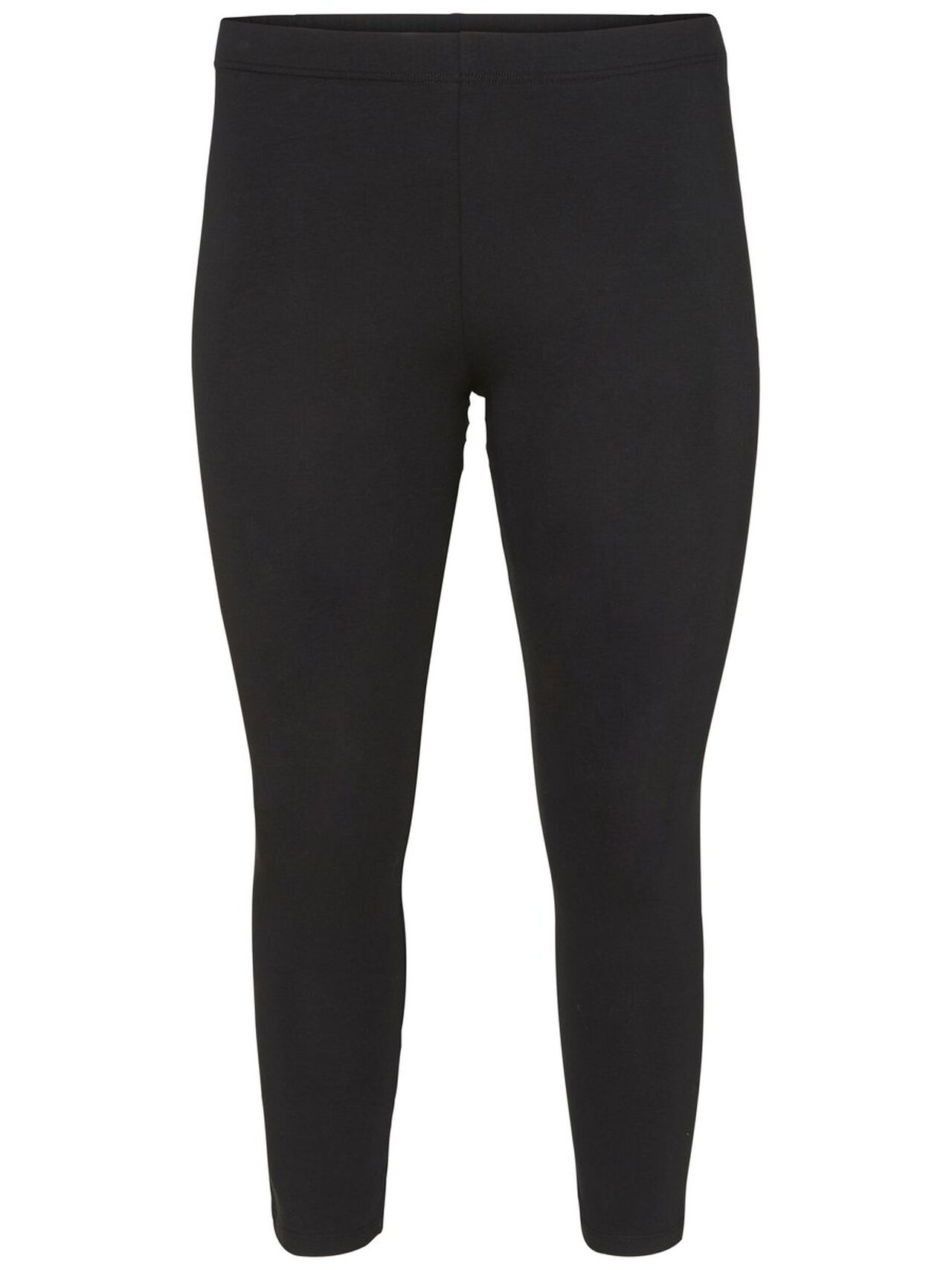 Image of   JUNAROSE Normal Waist Leggings Kvinder Sort