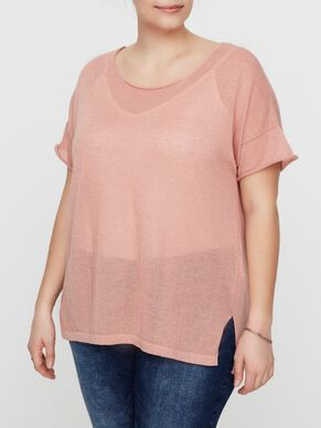 SHORT SLEEVED PULLOVER