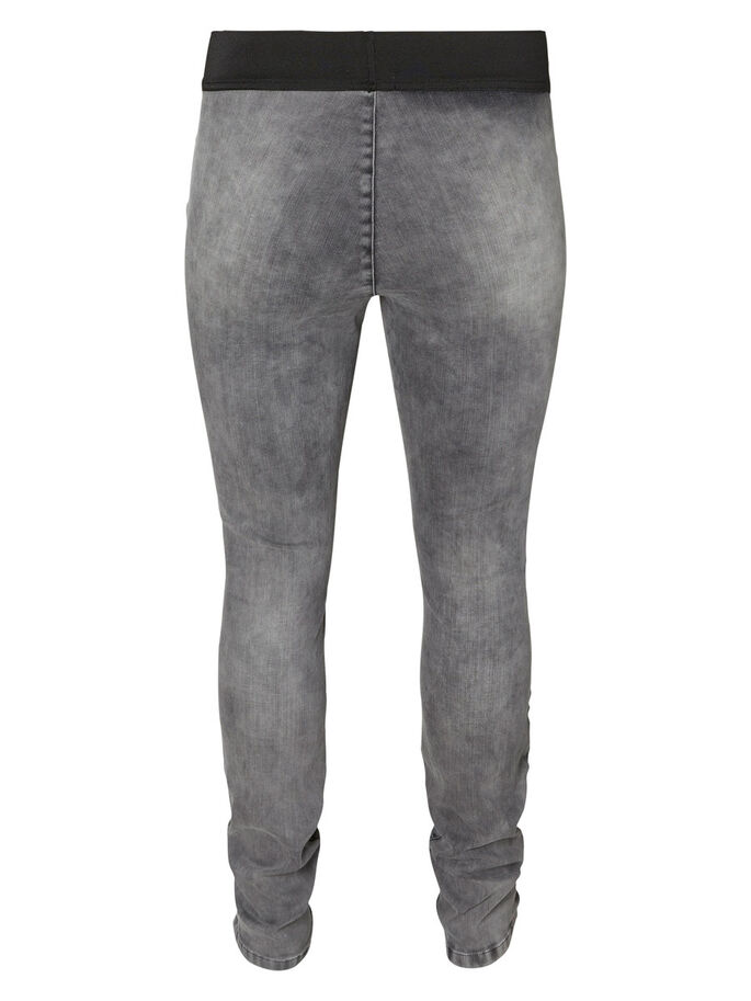 SKINNY FIT JEANS, Medium Grey Denim, large