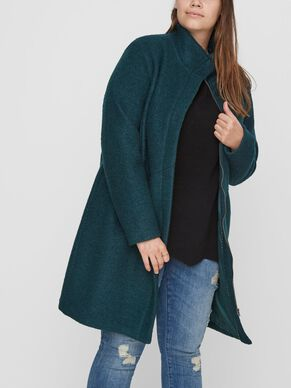 LONG SLEEVED WINTER COAT
