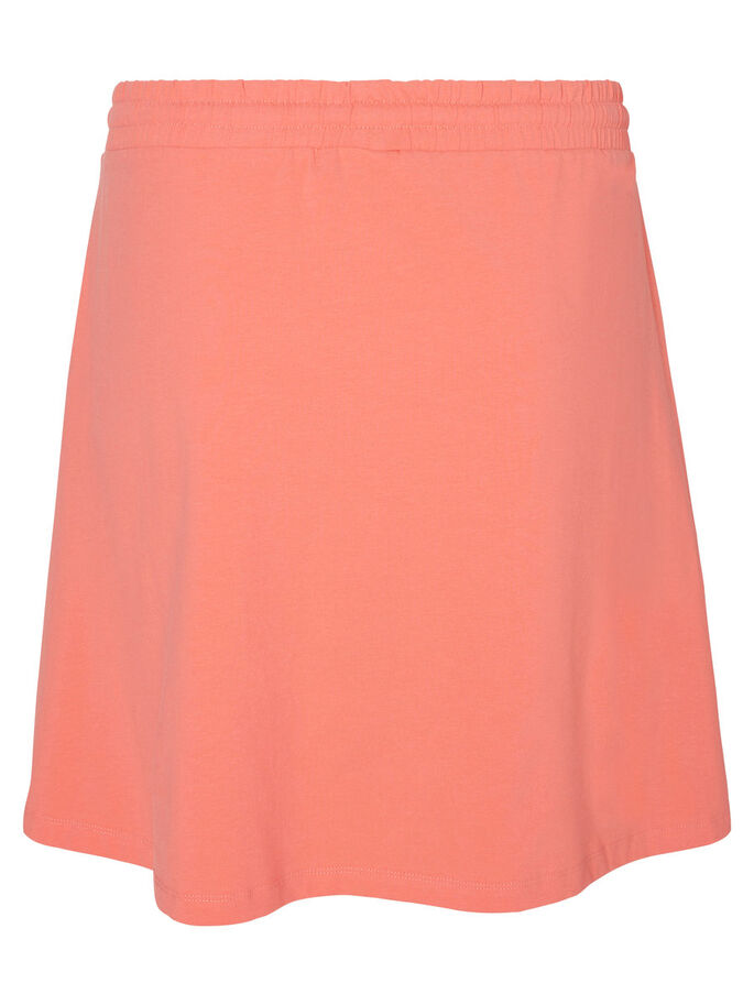 JERSEY SKIRT, Tea Rose, large