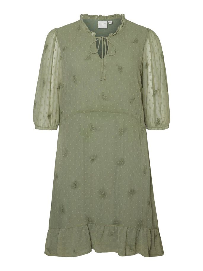STRUKTUR MINIKLEID, Hedge Green, large