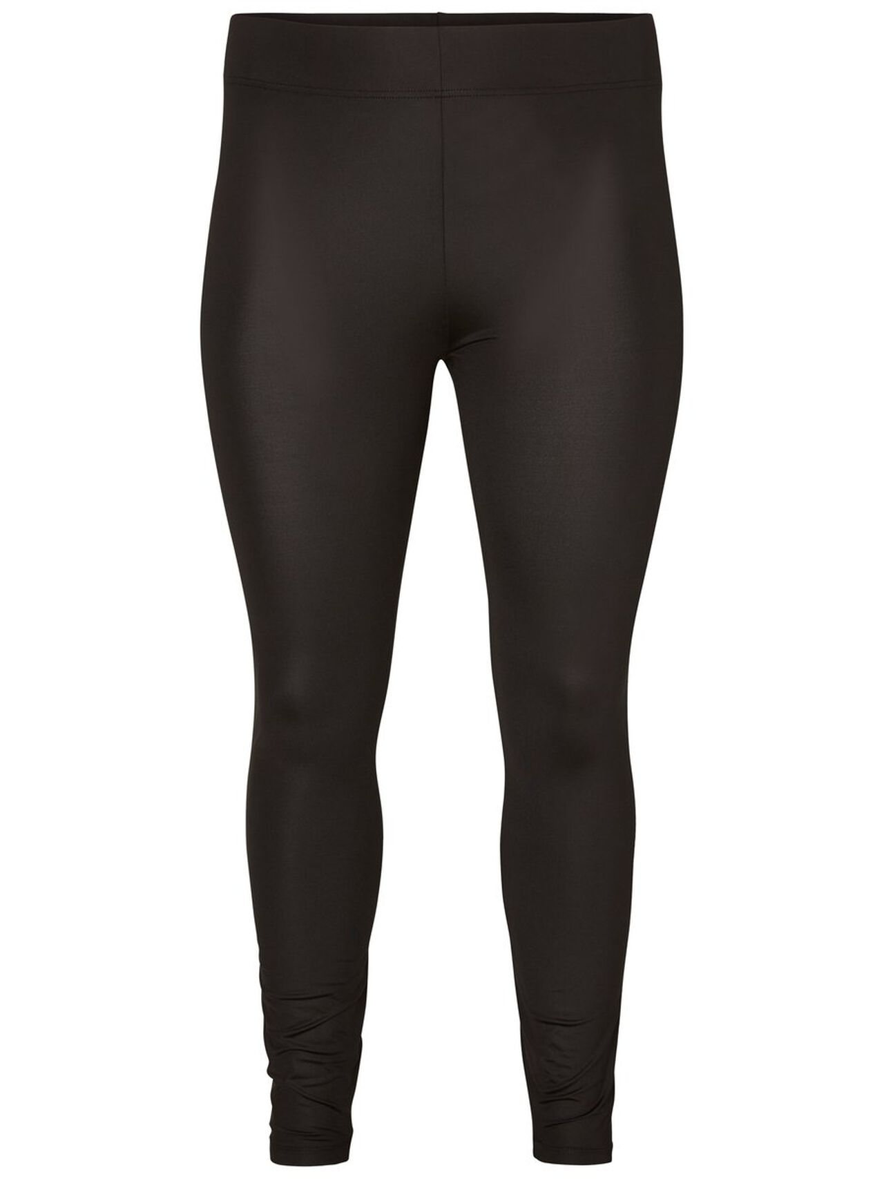 Image of   JUNAROSE Slim Fit Leggings Kvinder Sort
