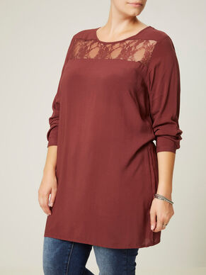 LONG SLEEVED TUNIC