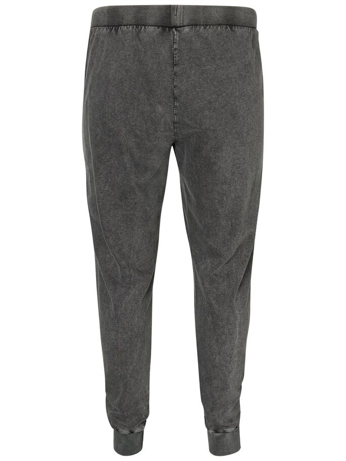 SWEAT TROUSERS, Grey, large