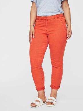 REGULAR WAIST TROUSERS